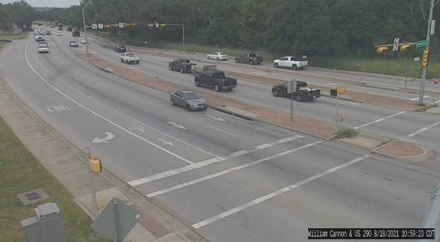 US 290 HWY / WILLIAM CANNON DR