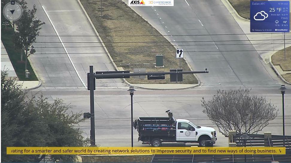 Irving: Webcam de Dallas - USA
