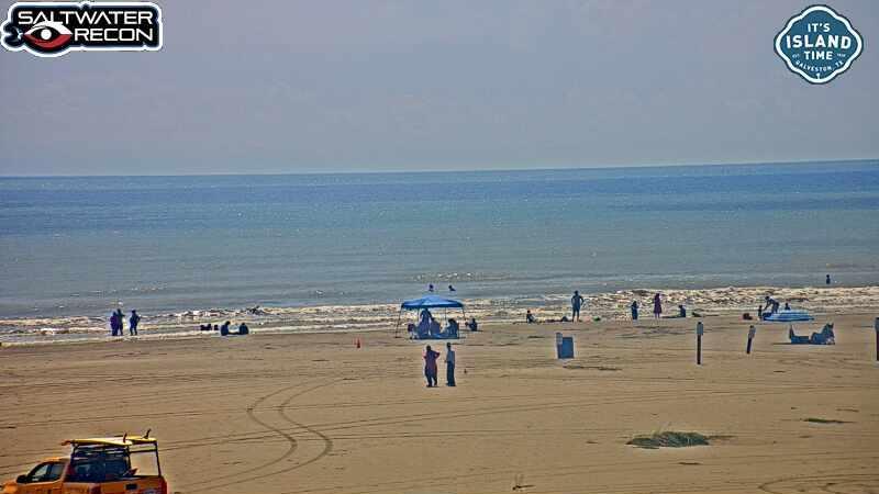 Galveston: Stewart Beach