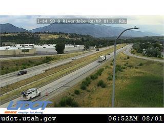 I-84 SB @ Riverdale Rd SR26 MP 81.8 RDL